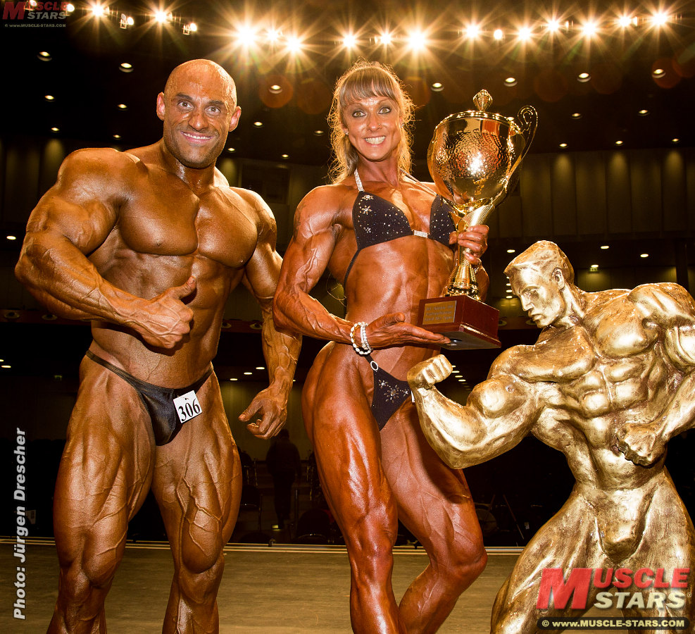 NAC Ms. & Mr. Universe 2014 in Hamburg
