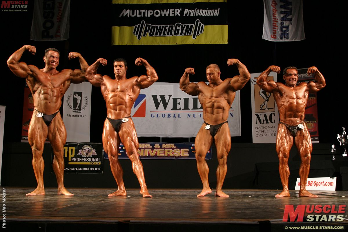 NAC NABBA Universe 2005 in Aachen, Germany