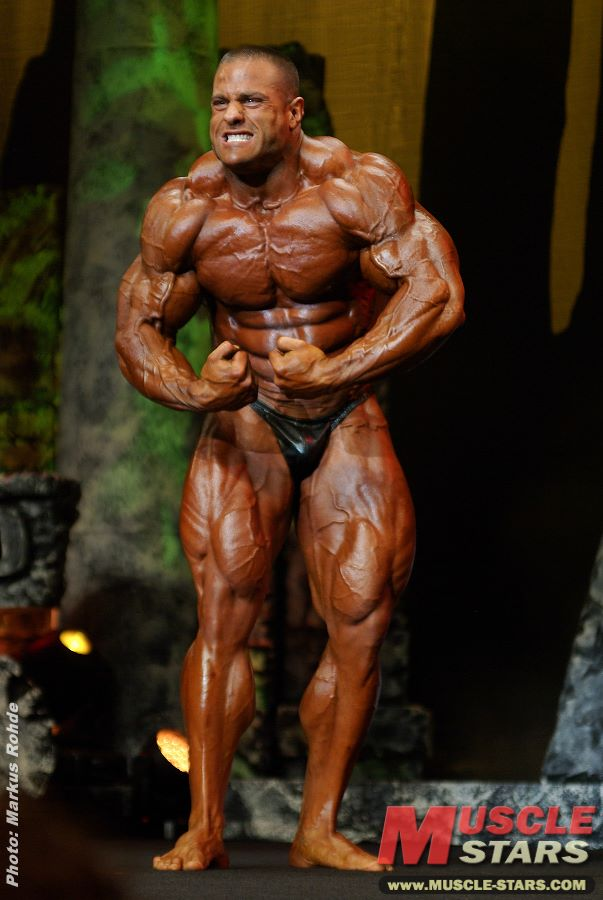 2012 03 Arnold Classic Finals 0043