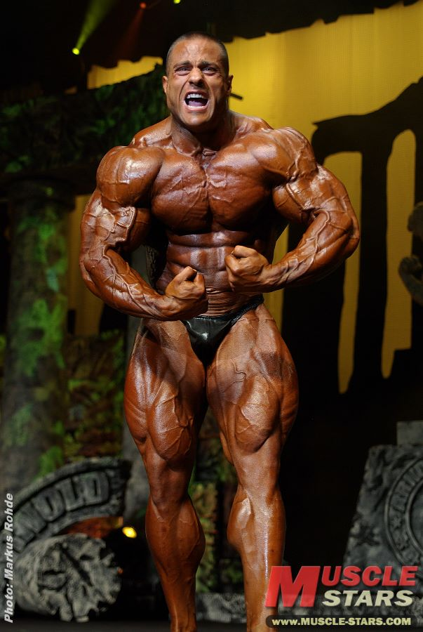 2012 03 Arnold Classic Finals 0045