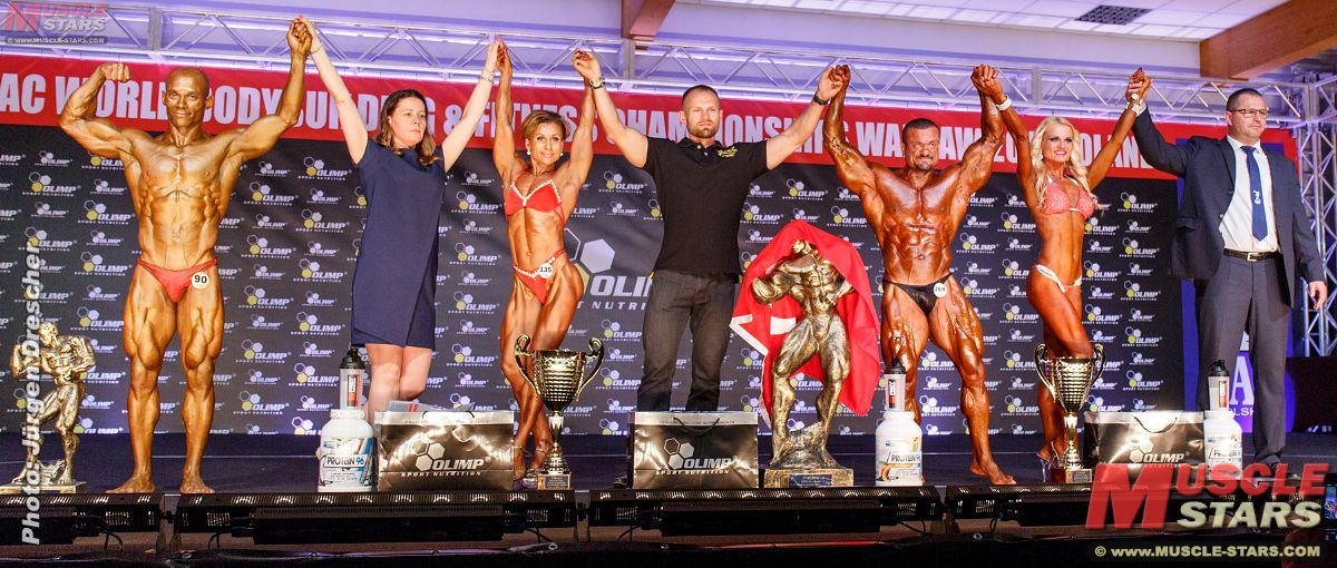 NAC World Championships 2015 in Warsaw, Poland