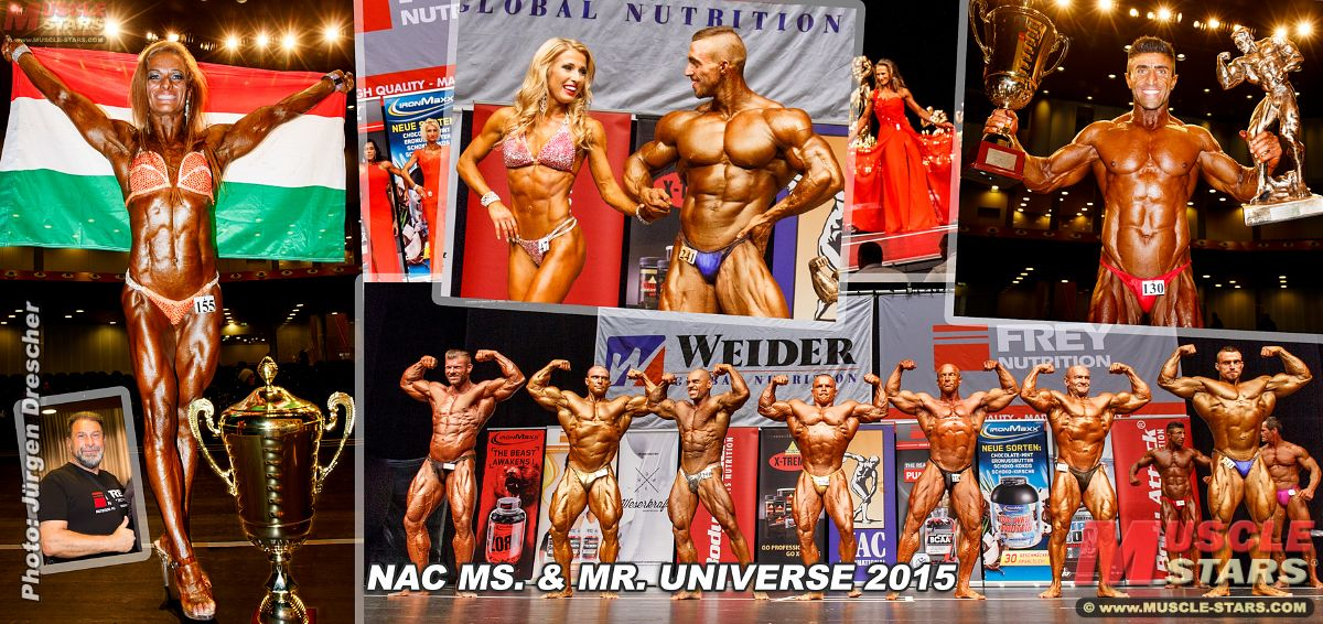 NAC Universe November 2015 in Hamburg