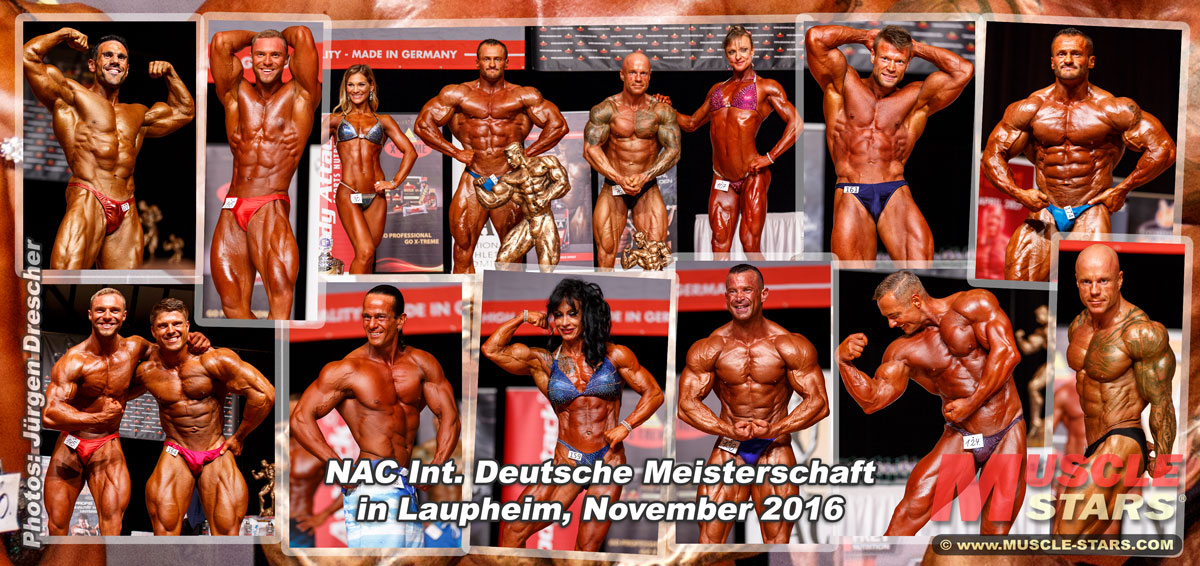 NAC Int. Deutsche Meisterschaft November 2016 in Laupheim