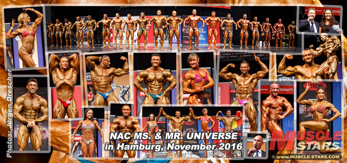 NAC Universe November 2016 in Hamburg
