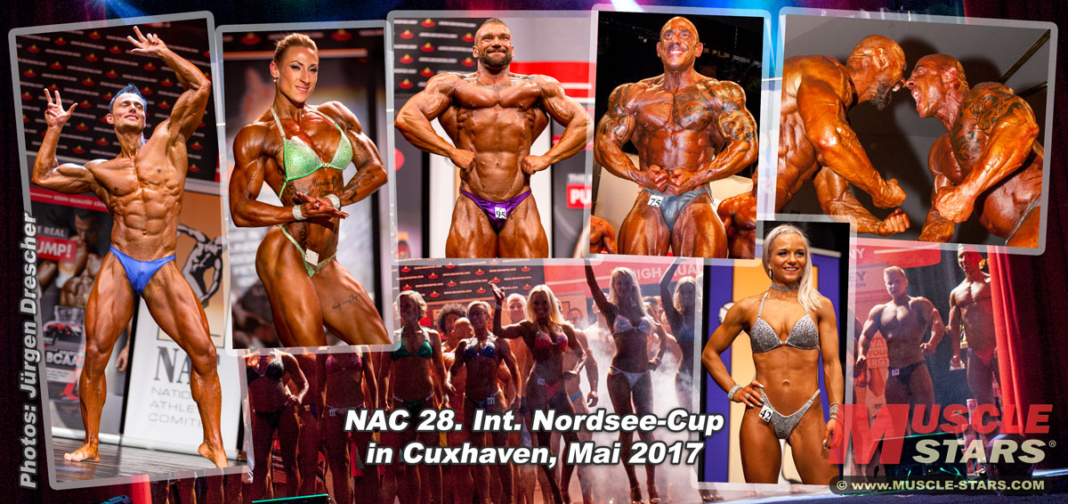 NAC Int. Nordsee-Cup 2017 in Cuxhaven
