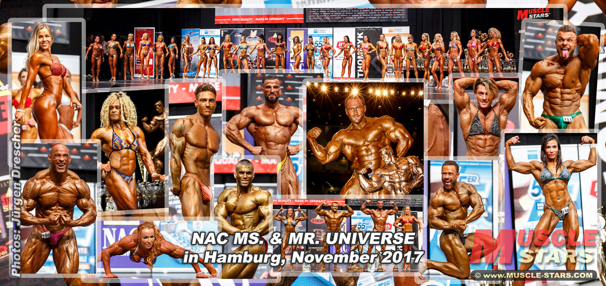 NAC Universe November 2017 in Hamburg