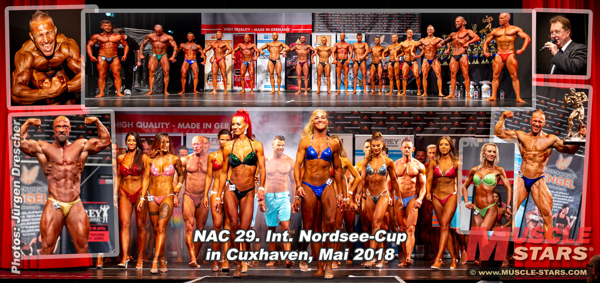 NAC Int. Nordsee-Cup 2018 in Cuxhaven